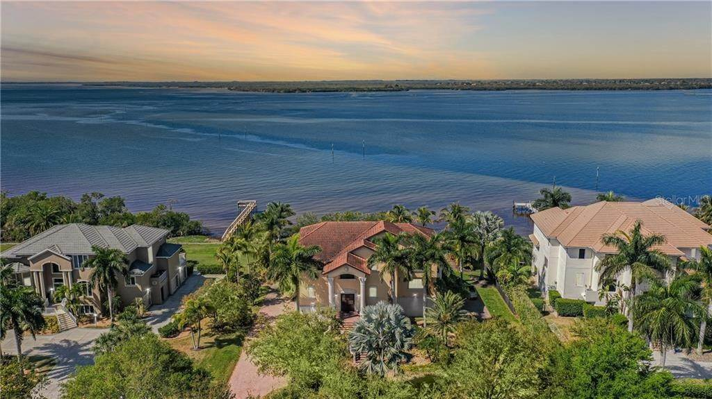 Single Family Homes for Sale at 4571 GRASSY POINT BOULEVARD Port Charlotte, Florida 33952 United States