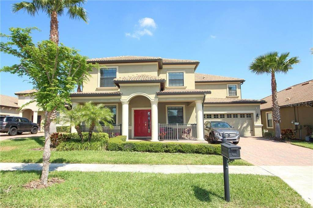 Single Family Homes for Sale at 1347 PALMETTO DUNES STREET Champions Gate, Florida 33896 United States