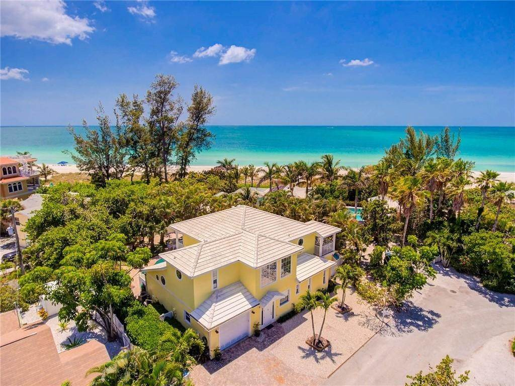 Single Family Homes for Sale at 103 75TH STREET Holmes Beach, Florida 34217 United States