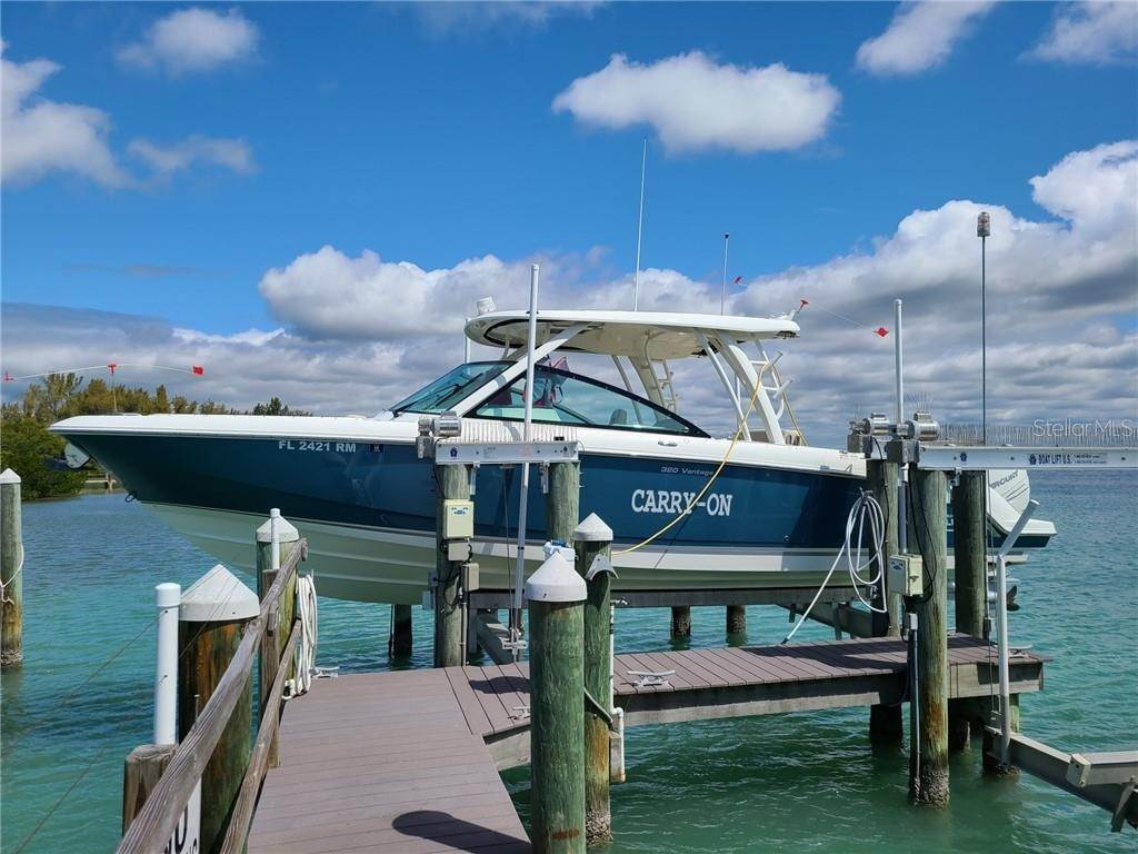 Residential for Sale at 6020 BOCA GRANDE CAUSEWAY 29 Boat Slip Boca Grande, Florida 33921 United States