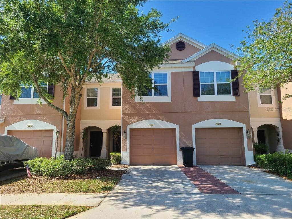 townhouses for Sale at 26622 CASTLEVIEW WAY Wesley Chapel, Florida 33544 United States