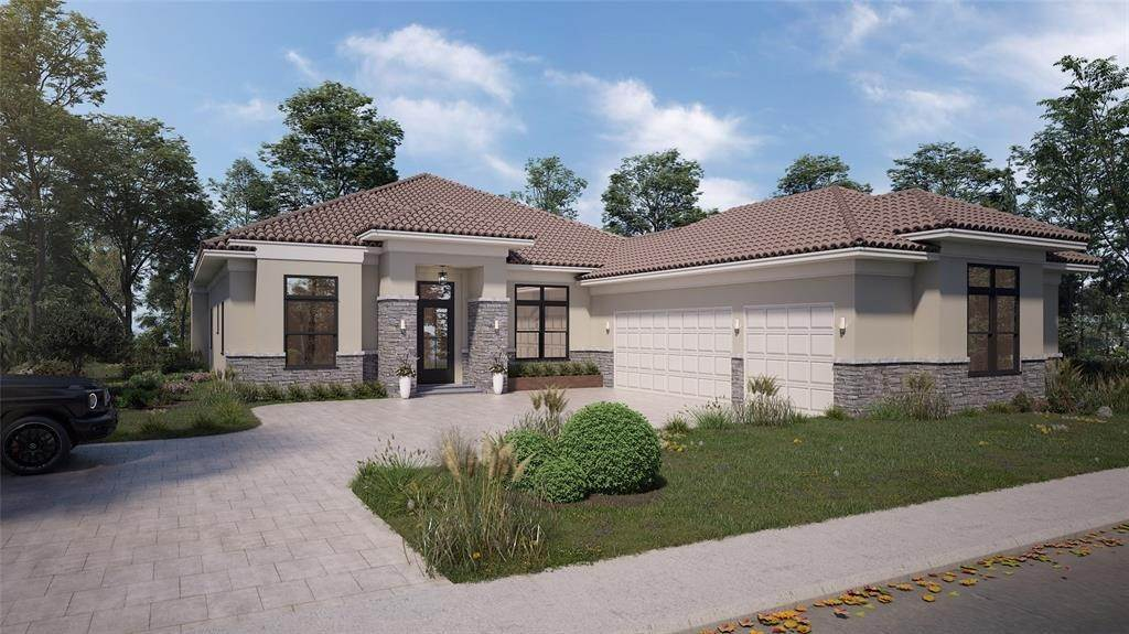 Single Family Homes por un Venta en 4350 TARPON LAKE BOULEVARD Palm Harbor, Florida 34685 Estados Unidos