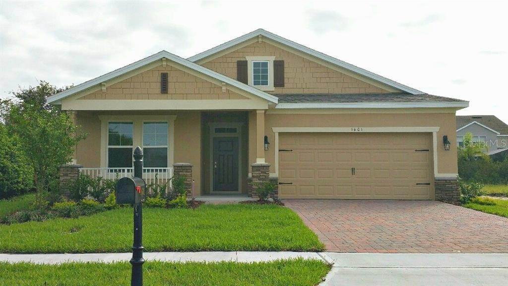 Single Family Homes en 1601 LEATHERBACK LANE St. Cloud, Florida 34771 Estados Unidos