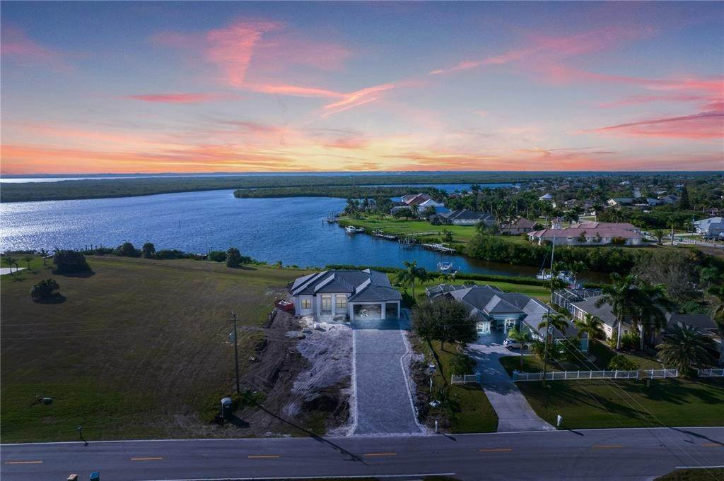 Single Family Homes for Sale at 5043 COLLINGSWOOD BLVD Port Charlotte, Florida 33948 United States
