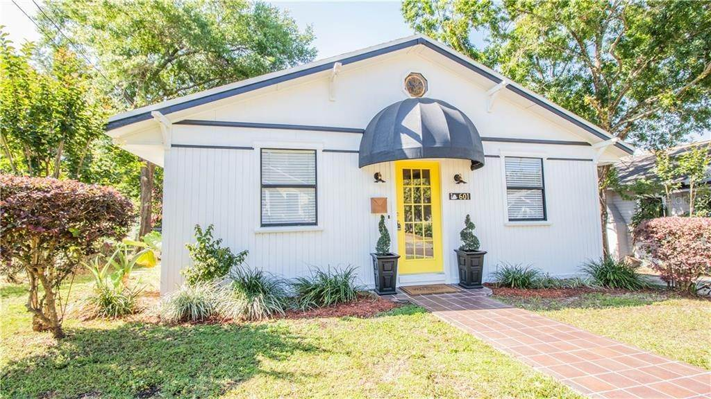 4. Single Family Homes for Sale at 601 E CHARLES STREET Lakeland, Florida 33803 United States