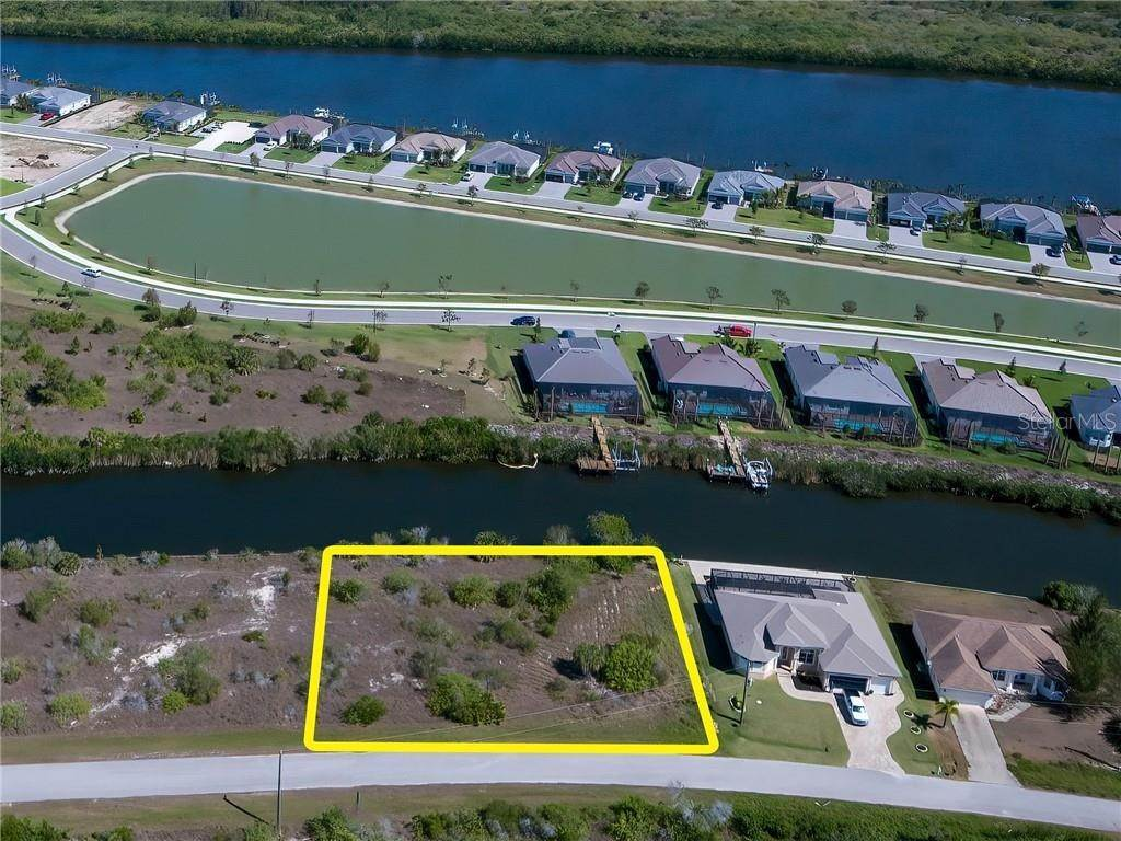 Land for Sale at 15100 LEIPZIG CIRCLE Port Charlotte, Florida 33981 United States