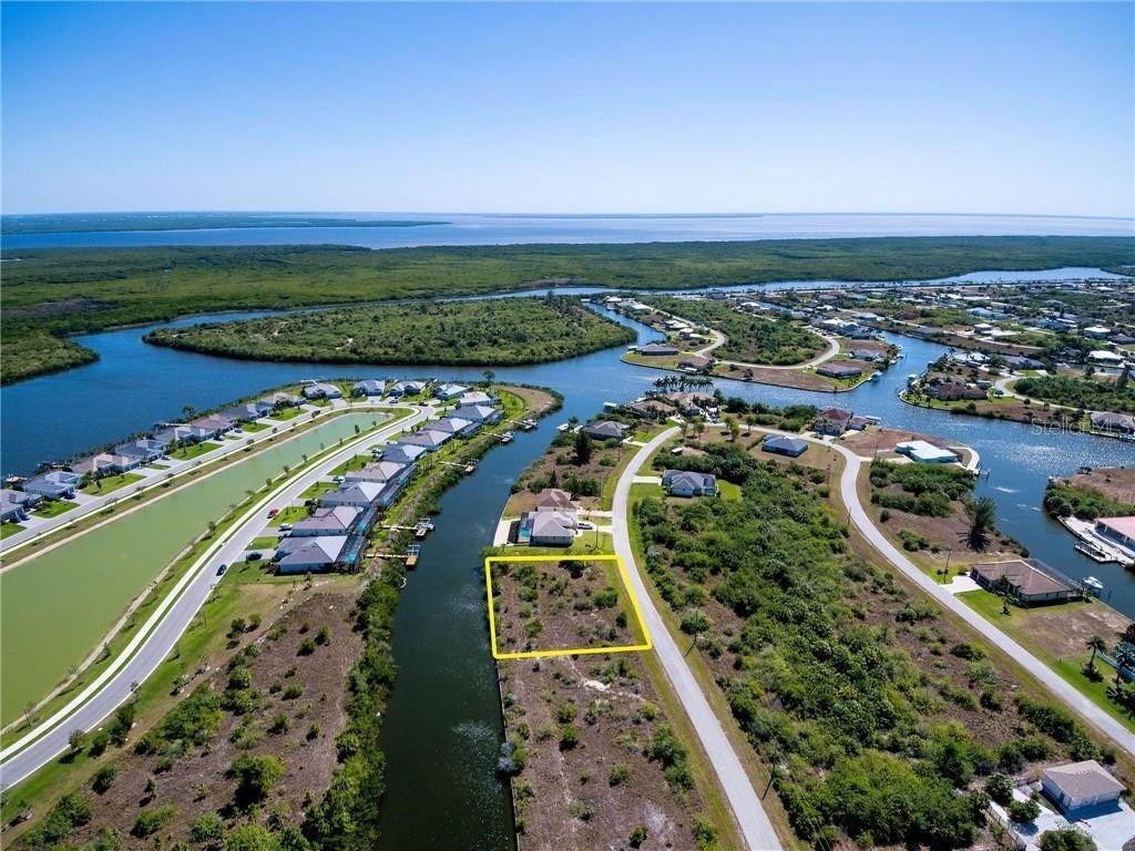 3. Land for Sale at 15100 LEIPZIG CIRCLE Port Charlotte, Florida 33981 United States