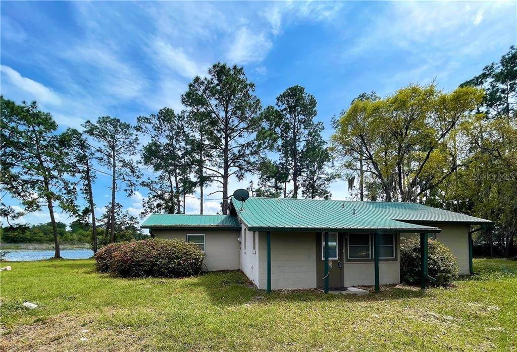 Single Family Homes for Sale at 145 SILVER POND ROAD Crescent City, Florida 32112 United States