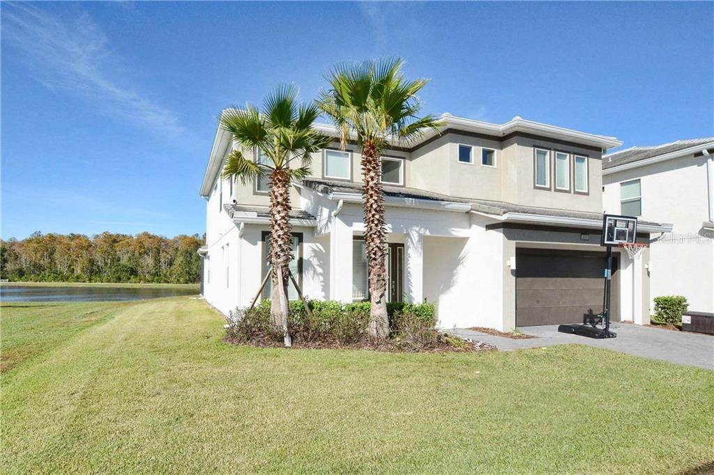 Single Family Homes for Sale at 2695 CALISTOGA AVENUE Kissimmee, Florida 34741 United States