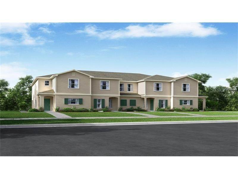 townhouses for Sale at 4859 CORAL CASTLE DRIVE Kissimmee, Florida 34746 United States