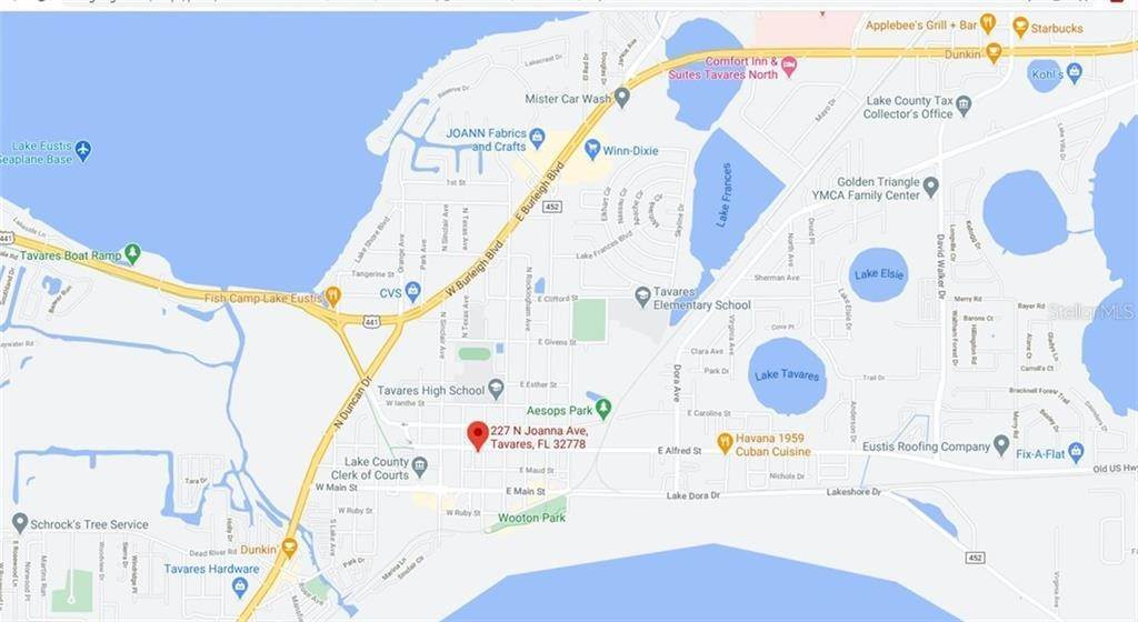 5. Commercial for Sale at 227 N JOANNA AVENUE B Tavares, Florida 32778 United States