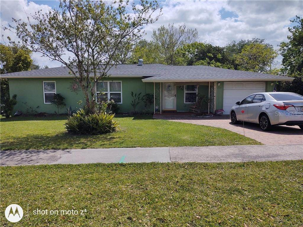 Single Family Homes for Sale at 1505 PROVIDENCE BOULEVARD Deltona, Florida 32725 United States