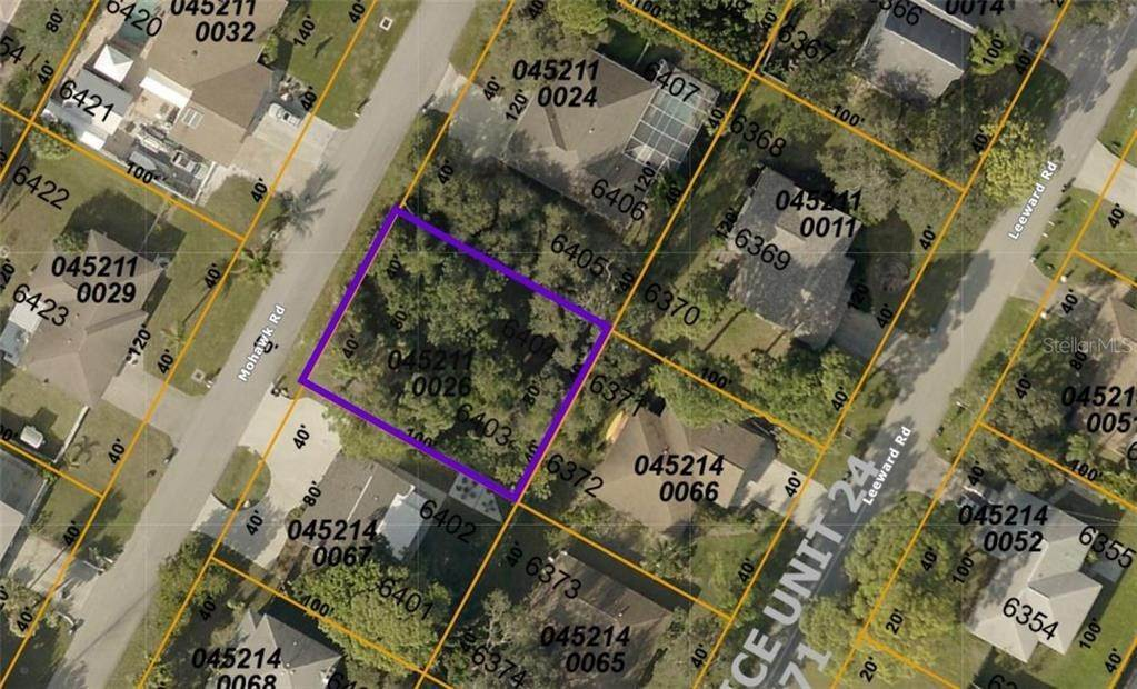 Land for Sale at 452110026 MOHAWK ROAD Venice, Florida 34293 United States