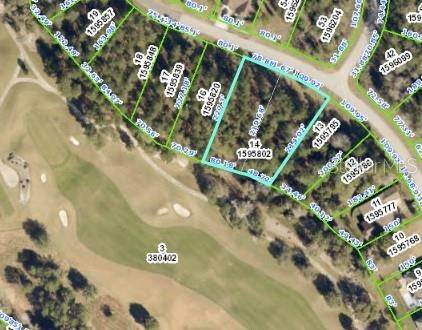 Land for Sale at HICKORY OAK DRIVE Brooksville, Florida 34601 United States