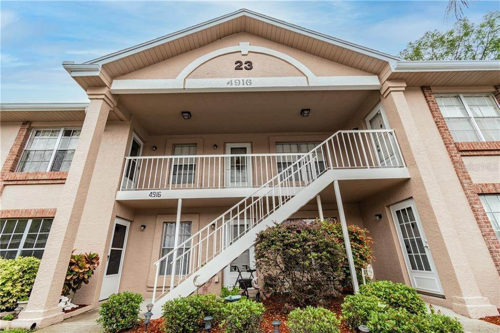 Condominiums for Sale at 4916 SUNNYBROOK DRIVE 24 New Port Richey, Florida 34653 United States