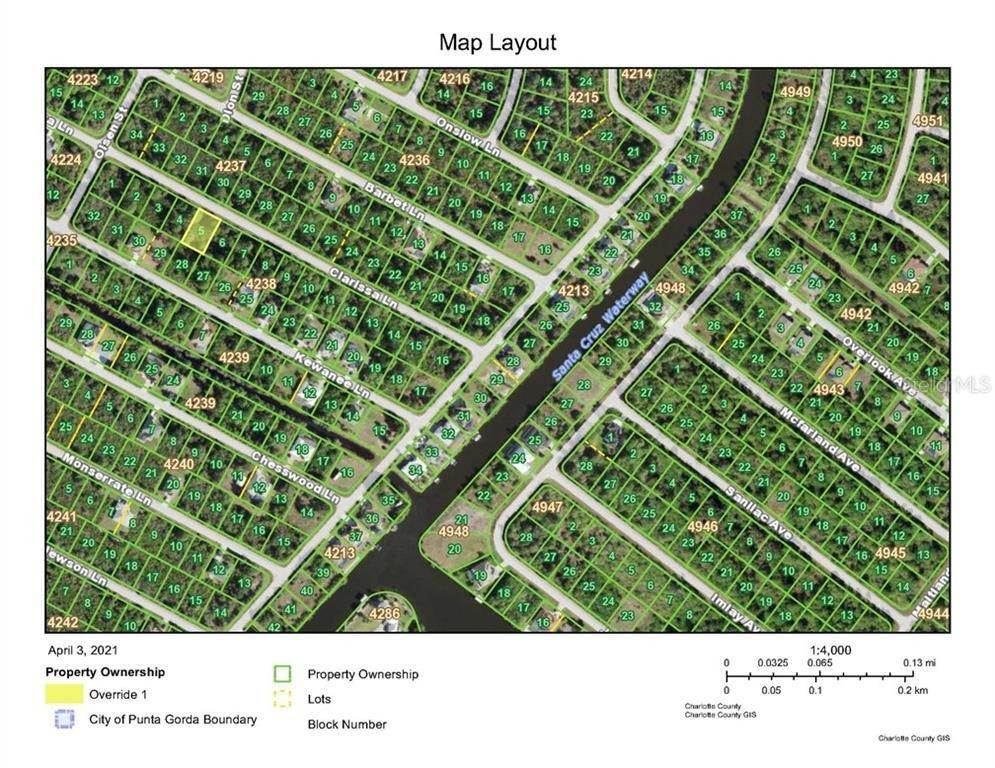 2. Land for Sale at 14113 CLARISSA LANE Port Charlotte, Florida 33981 United States