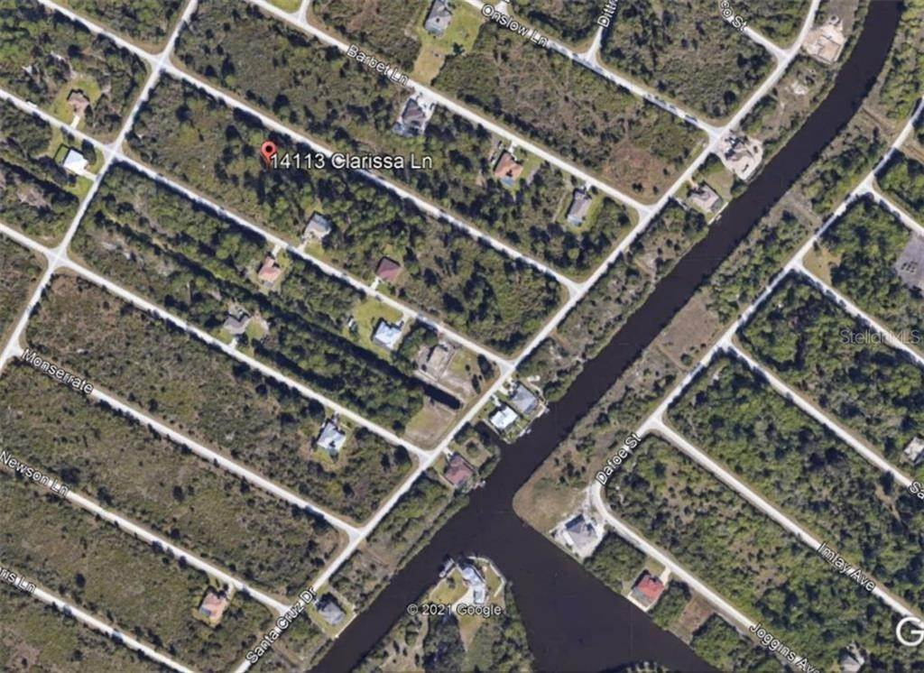 3. Land for Sale at 14113 CLARISSA LANE Port Charlotte, Florida 33981 United States