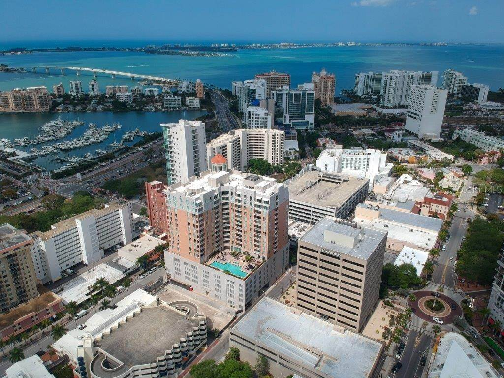 Condominiums for Sale at 1350 MAIN STREET 504 Sarasota, Florida 34236 United States