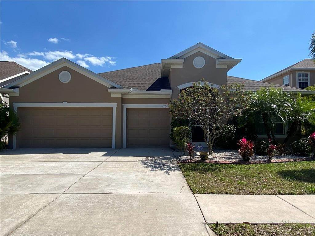 Single Family Homes for Sale at 1708 MIRA LAGO CIRCLE Ruskin, Florida 33570 United States
