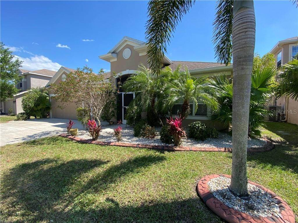 2. Single Family Homes for Sale at 1708 MIRA LAGO CIRCLE Ruskin, Florida 33570 United States