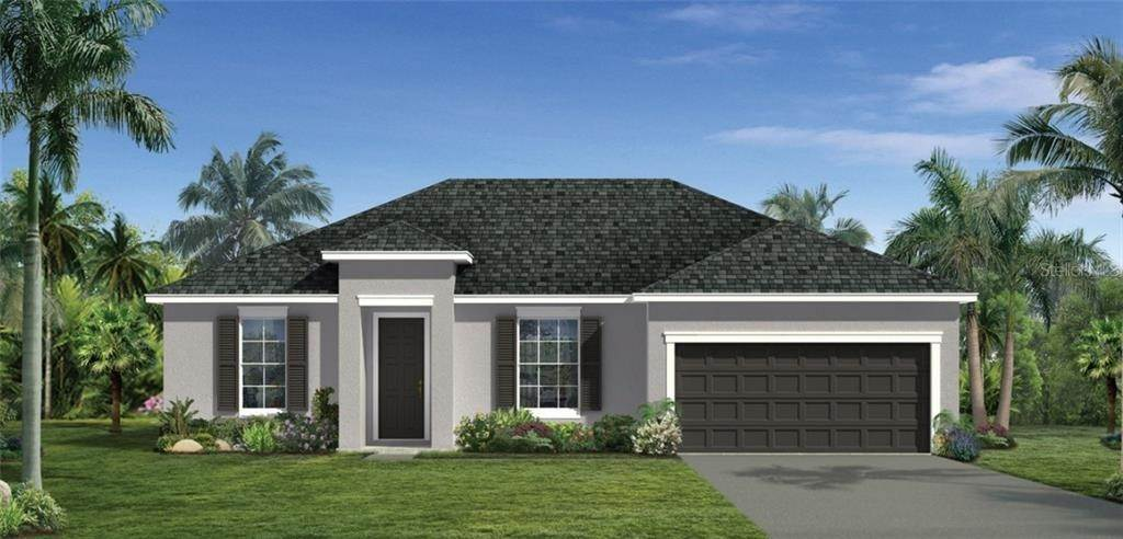 Single Family Homes for Sale at 361 ELDERBERRY COURT Poinciana, Florida 34759 United States