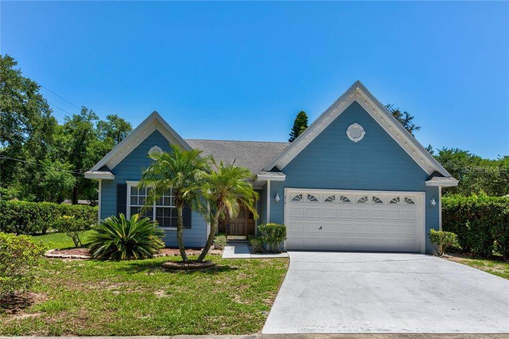 Single Family Homes at 214 PINECREST ROAD Mount Dora, Florida 32757 United States