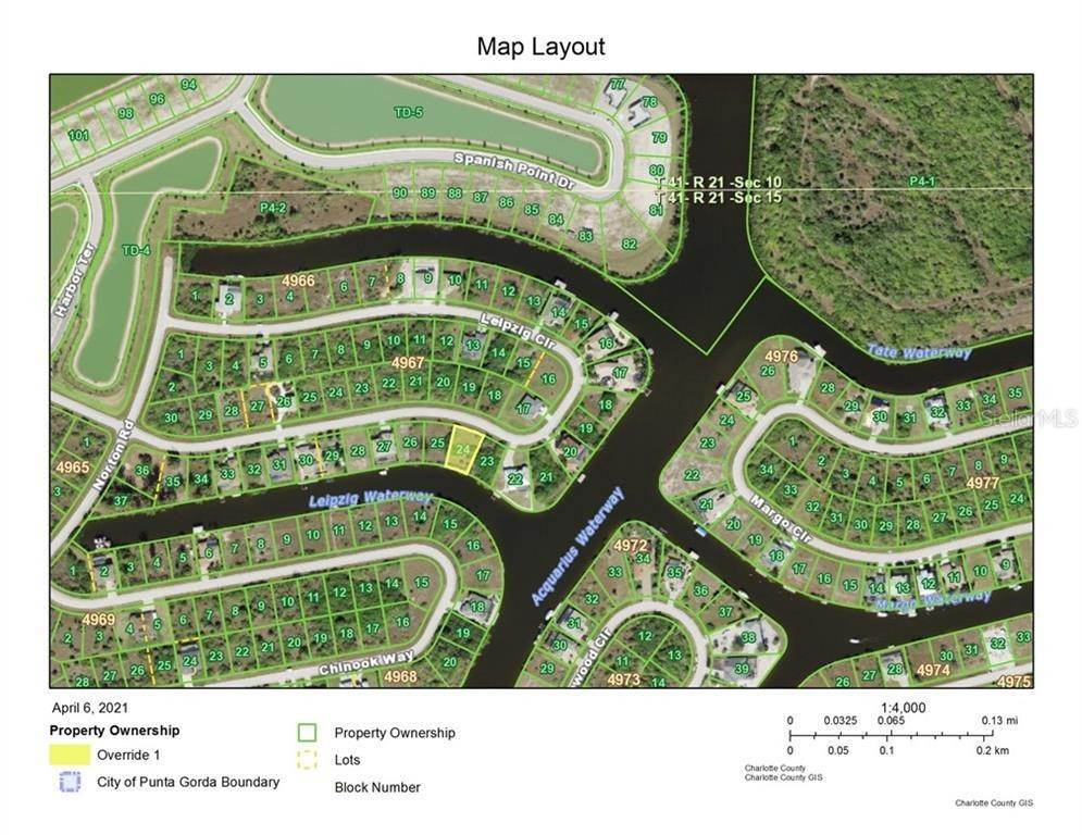 14. Land for Sale at 15236 LEIPZIG CIRCLE Port Charlotte, Florida 33981 United States