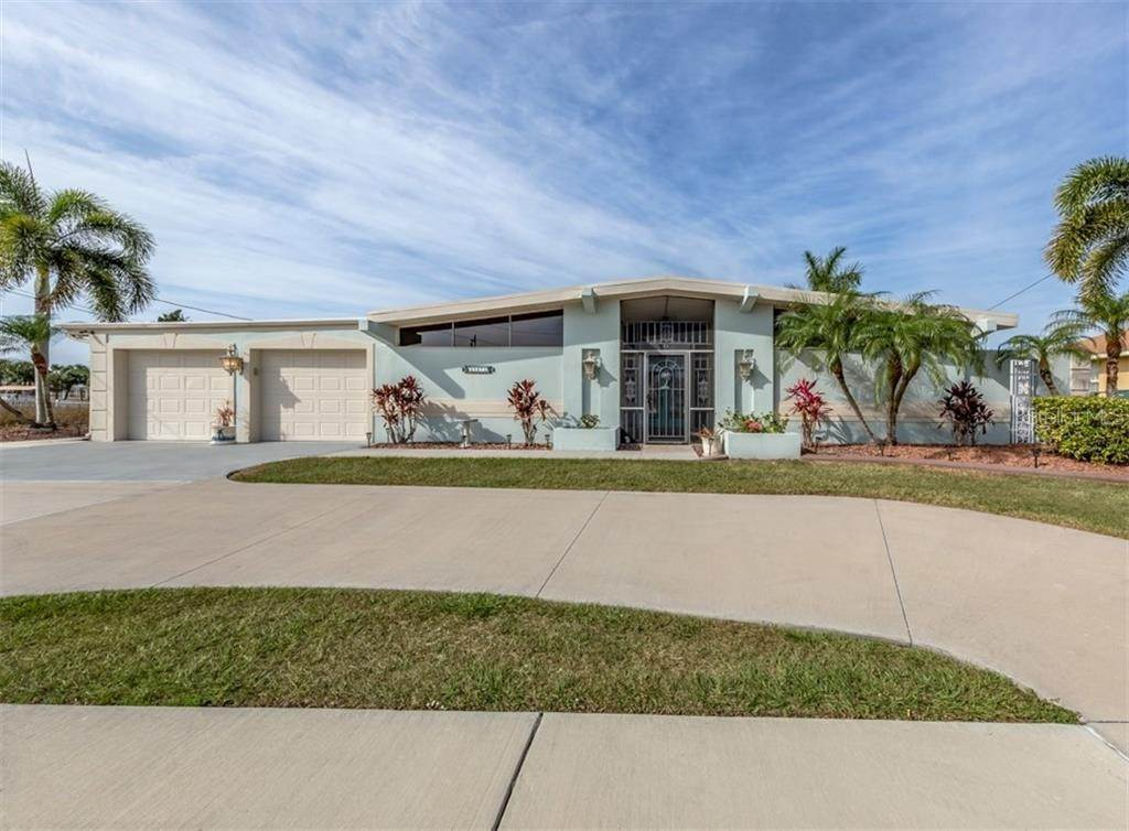 Single Family Homes for Sale at 21073 EDGEWATER DRIVE Port Charlotte, Florida 33952 United States