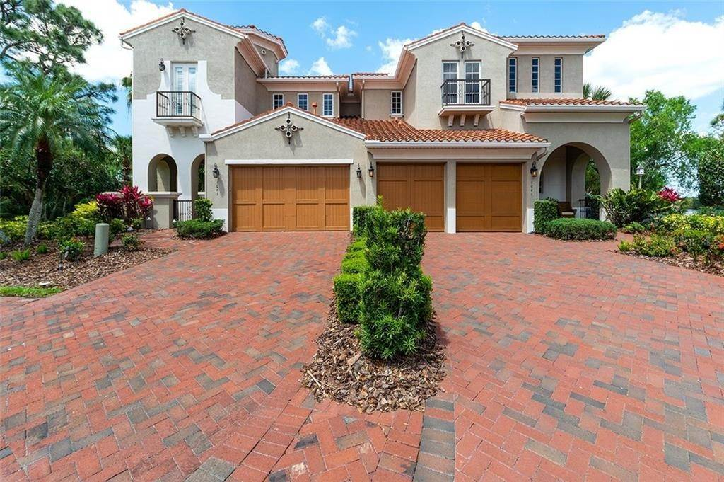 Condominiums for Sale at 1045 FISH HOOK COVE Bradenton, Florida 34212 United States