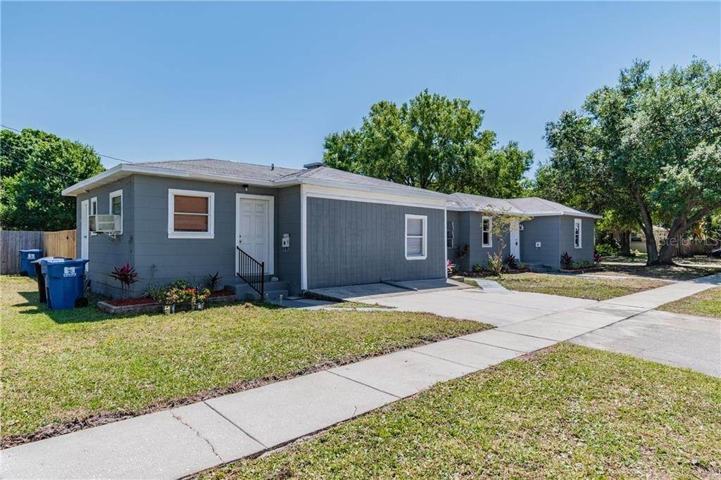 3. Duplex Homes for Sale at 301 80TH AVENUE NE St. Petersburg, Florida 33702 United States