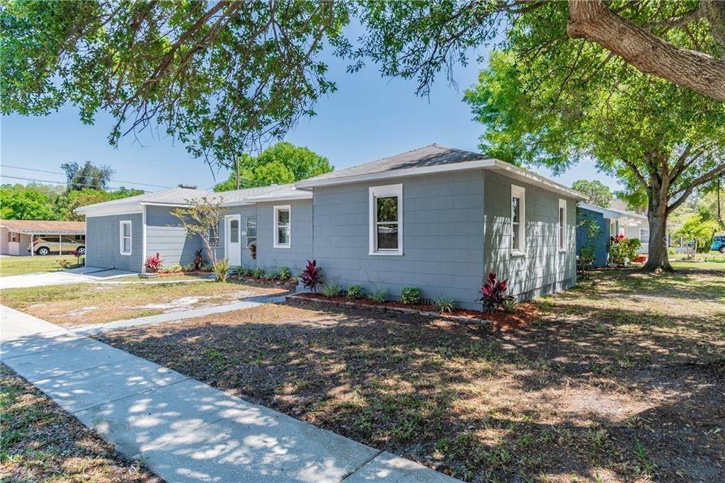 4. Duplex Homes for Sale at 301 80TH AVENUE NE St. Petersburg, Florida 33702 United States