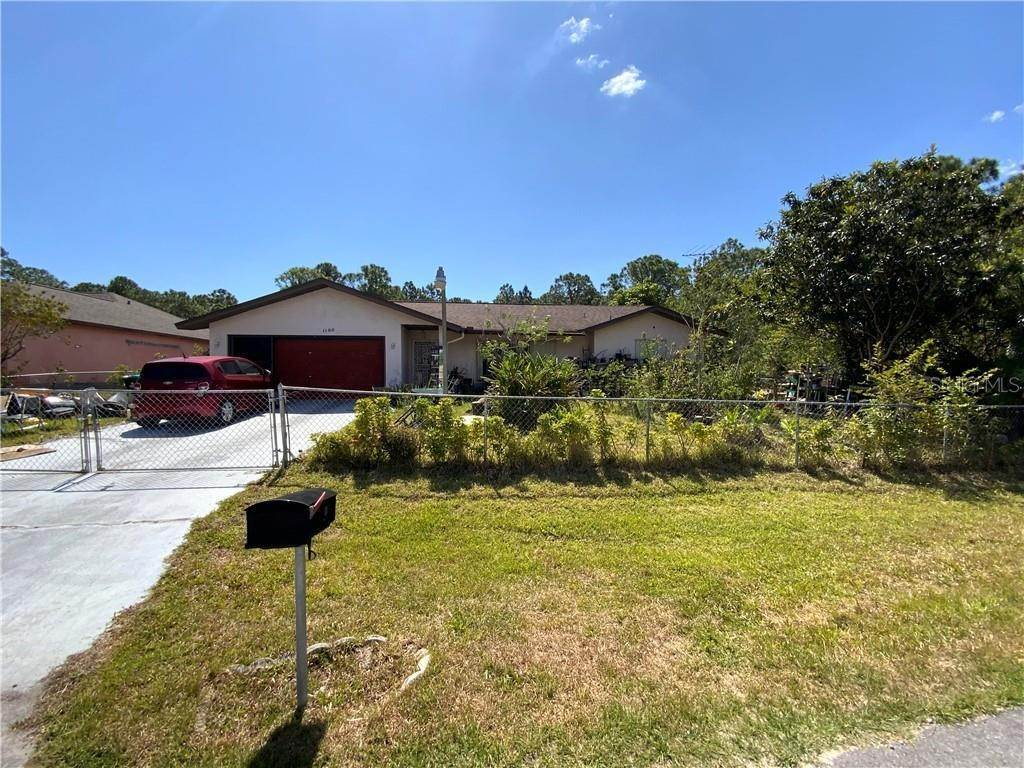 Single Family Homes for Sale at 1198 SEXTON ROAD SW Palm Bay, Florida 32908 United States