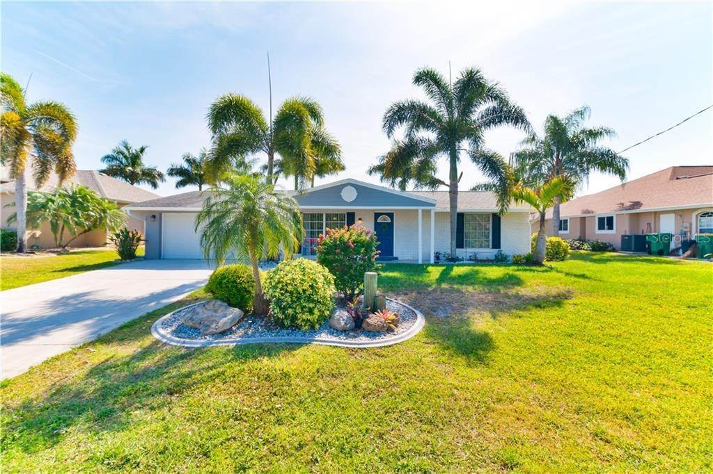 Single Family Homes en 18289 WOLBRETTE CIRCLE Port Charlotte, Florida 33948 Estados Unidos