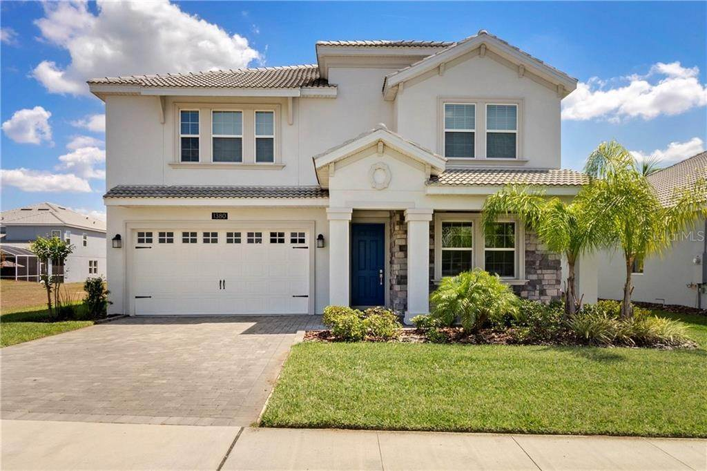 Single Family Homes for Sale at 1380 OLYMPIC CLUB BLVD Champions Gate, Florida 33896 United States