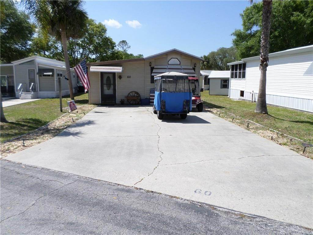 Mobile Homes for Sale at 60 PALOMINO PATH River Ranch, Florida 33867 United States