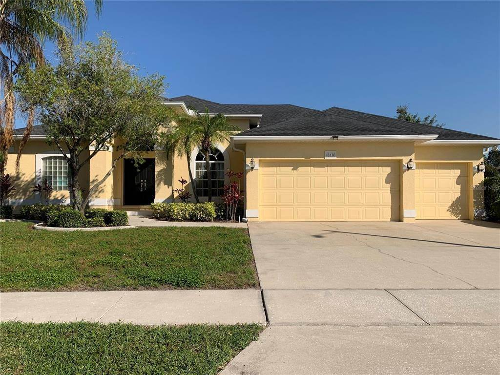 Single Family Homes at 818 GREENVIEW DRIVE Apollo Beach, Florida 33572 United States