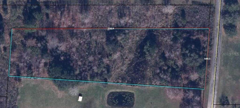Land for Sale at 2082 UNION ROAD Middleburg, Florida 32068 United States