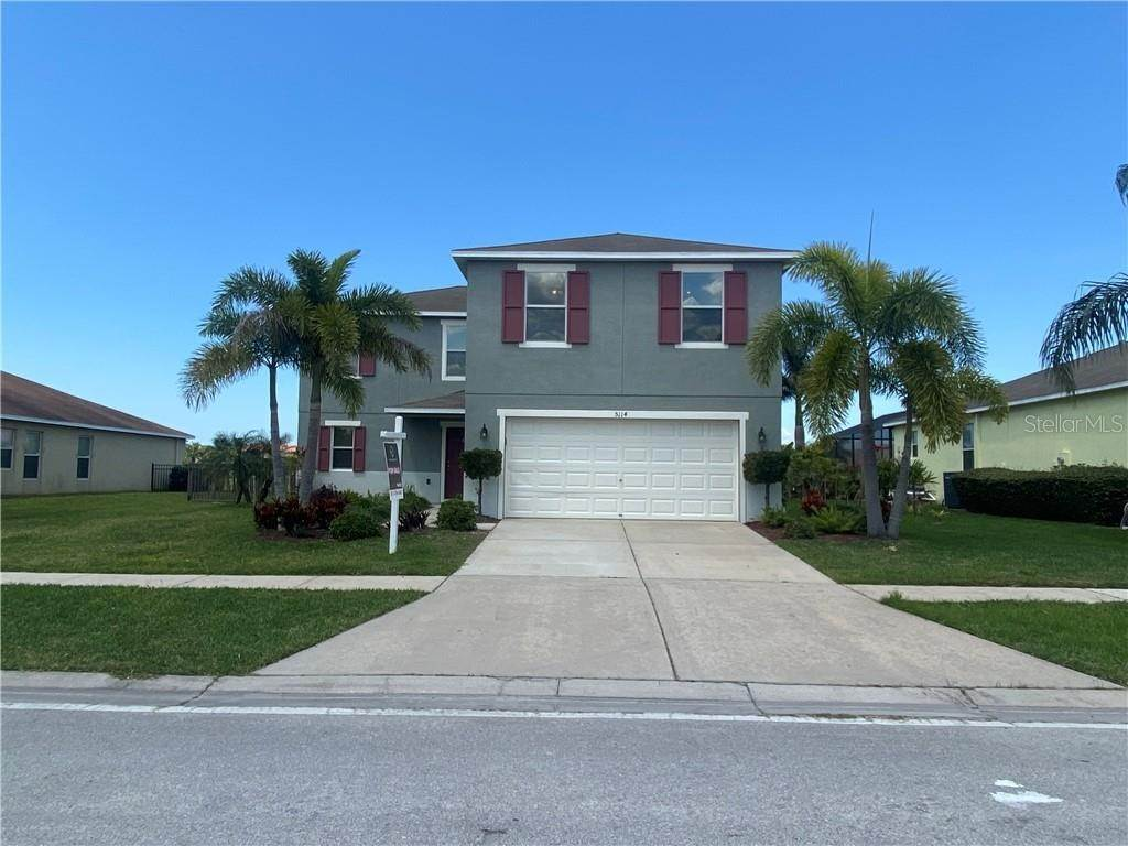 Single Family Homes at 5114 BUTTERFLY SHELL DRIVE Apollo Beach, Florida 33572 United States