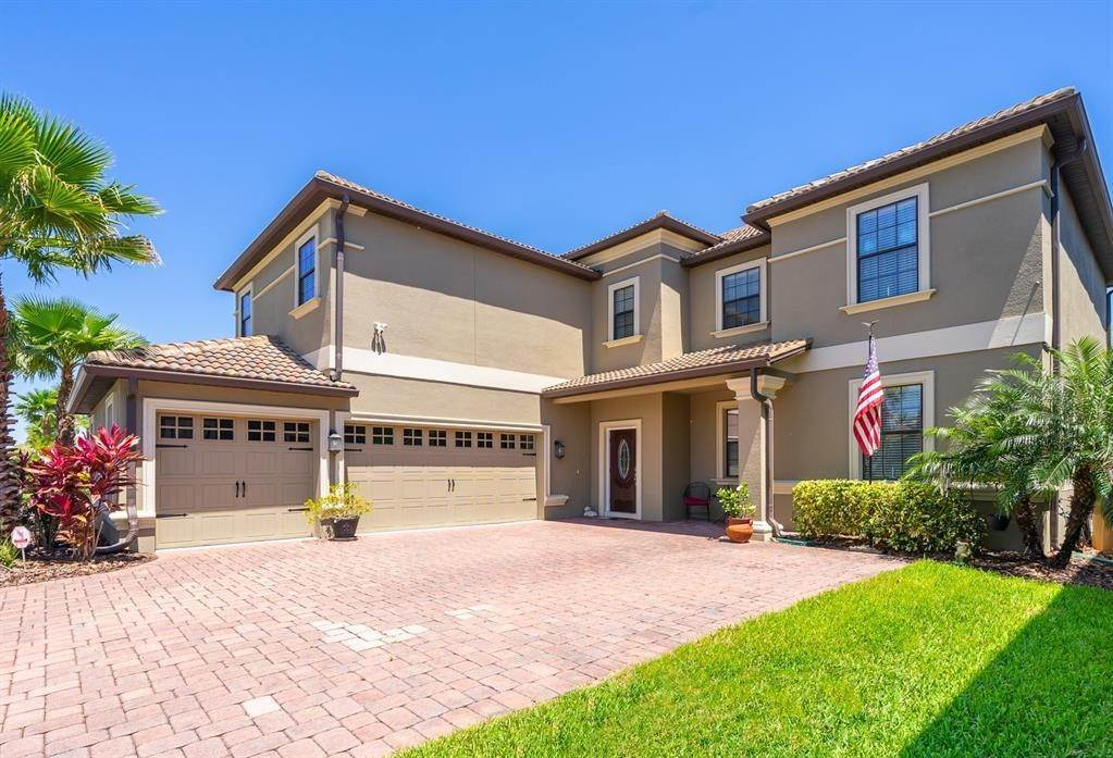 Single Family Homes for Sale at 1319 1319 GLENEAGLE LANE LANE Champions Gate, Florida 33896 United States
