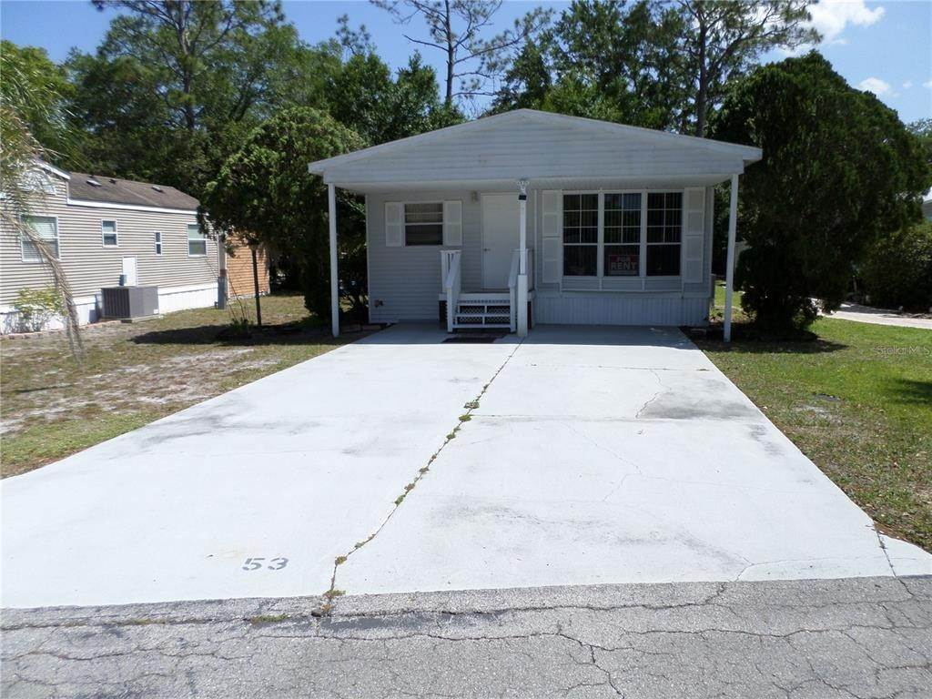 Mobile Homes for Sale at 53 PALOMINO PATH River Ranch, Florida 33867 United States