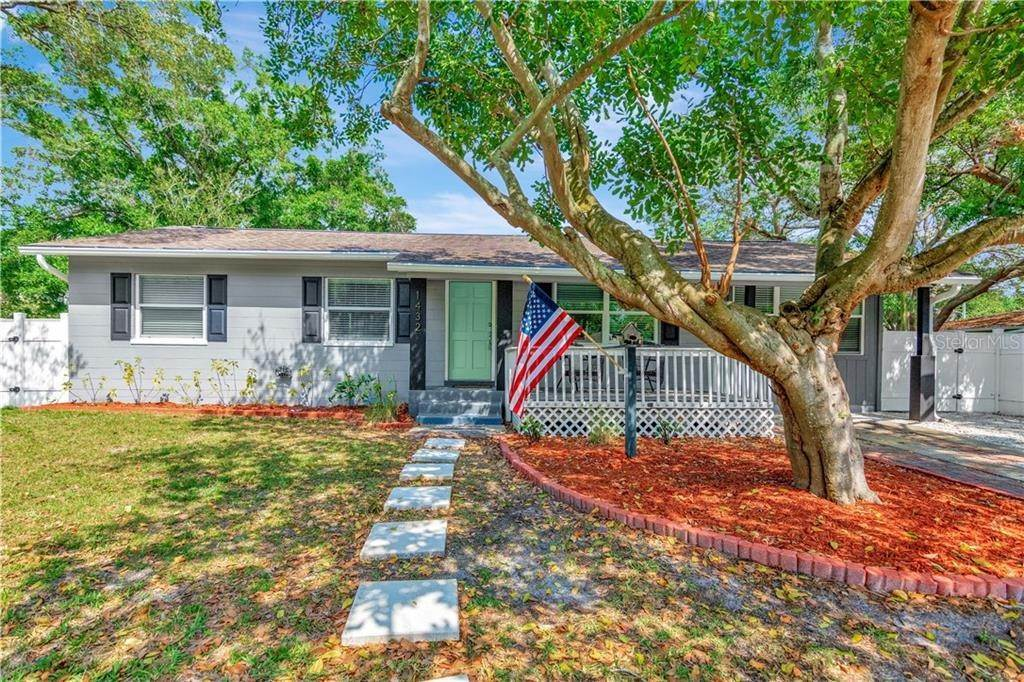 Single Family Homes for Sale at 1432 55TH STREET S Gulfport, Florida 33707 United States