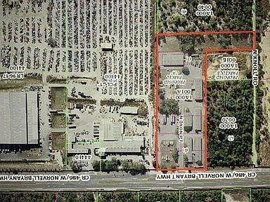 Commercial for Sale at 5050 W NORVELL BRYANT Crystal River, Florida 34429 United States