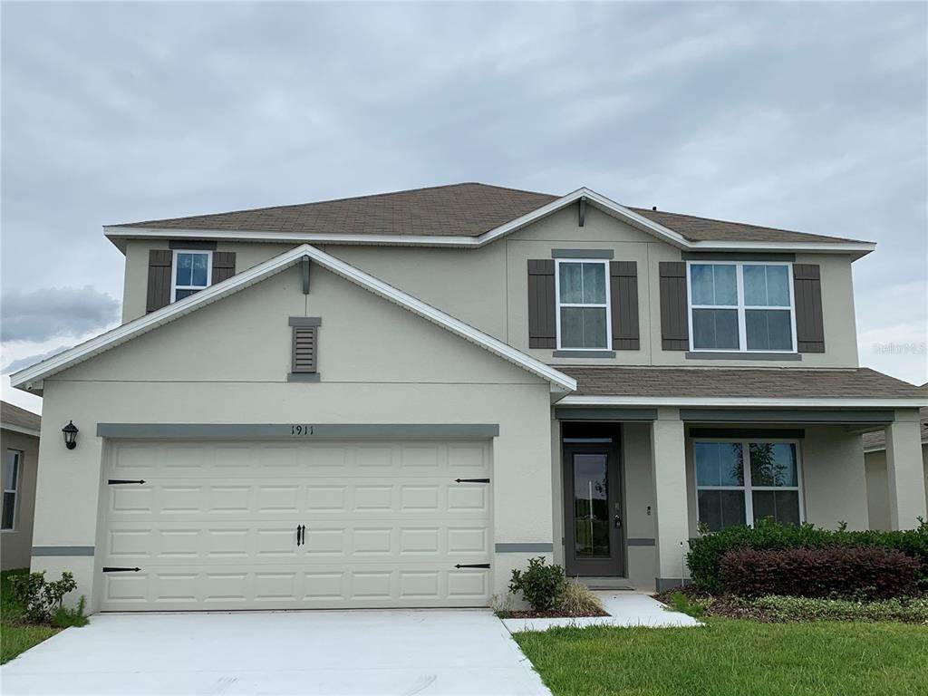 Single Family Homes en 1911 GREEN DRAGON DRIVE St. Cloud, Florida 34771 Estados Unidos