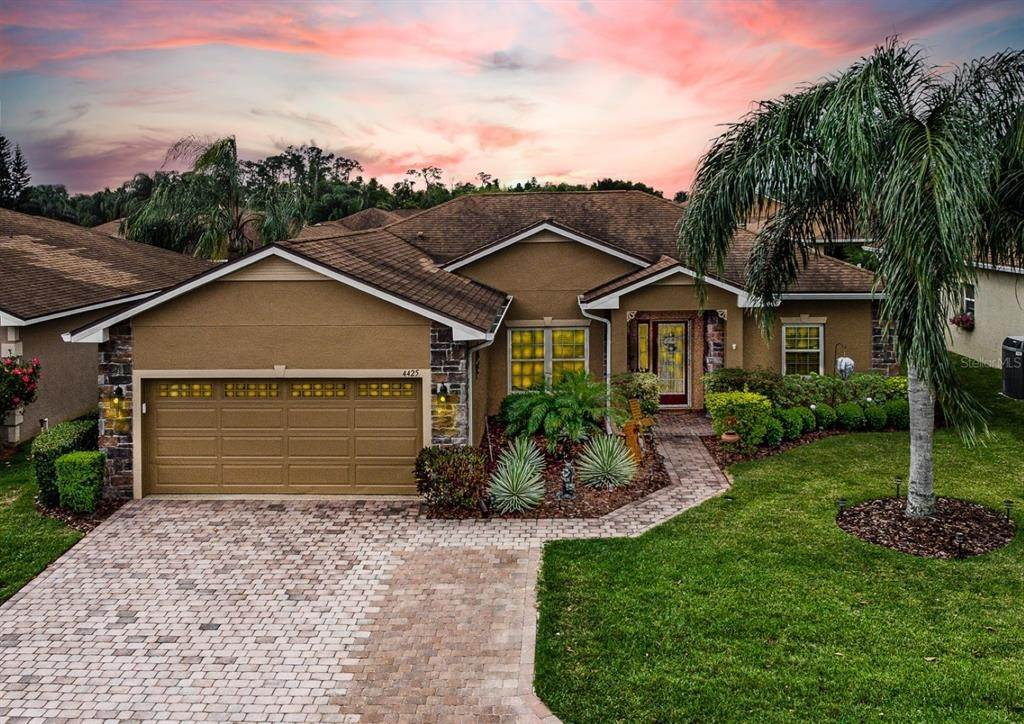 Single Family Homes for Sale at 4425 TURNBERRY LANE Lake Wales, Florida 33859 United States