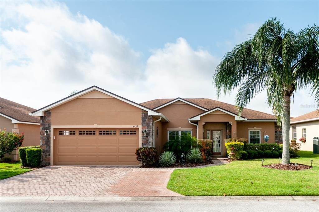 4. Single Family Homes for Sale at 4425 TURNBERRY LANE Lake Wales, Florida 33859 United States