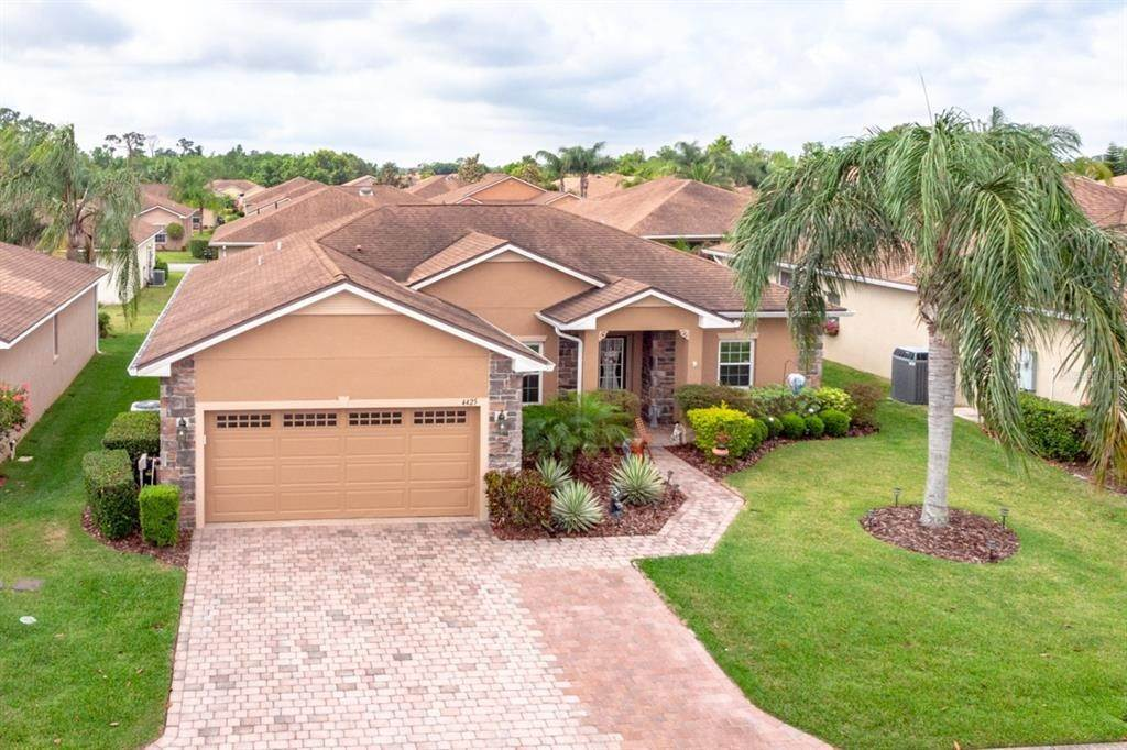 5. Single Family Homes for Sale at 4425 TURNBERRY LANE Lake Wales, Florida 33859 United States