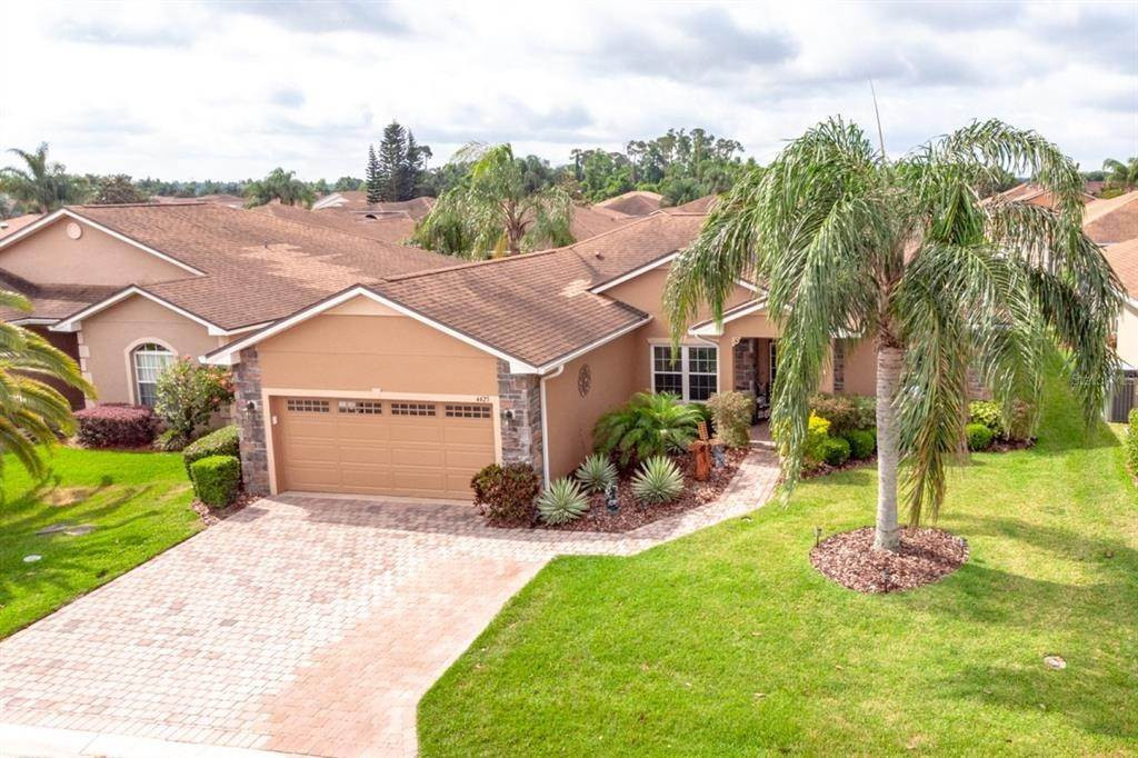 7. Single Family Homes for Sale at 4425 TURNBERRY LANE Lake Wales, Florida 33859 United States
