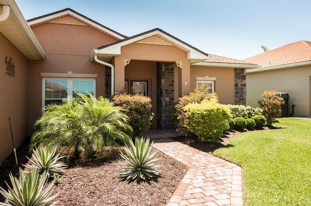 10. Single Family Homes for Sale at 4425 TURNBERRY LANE Lake Wales, Florida 33859 United States