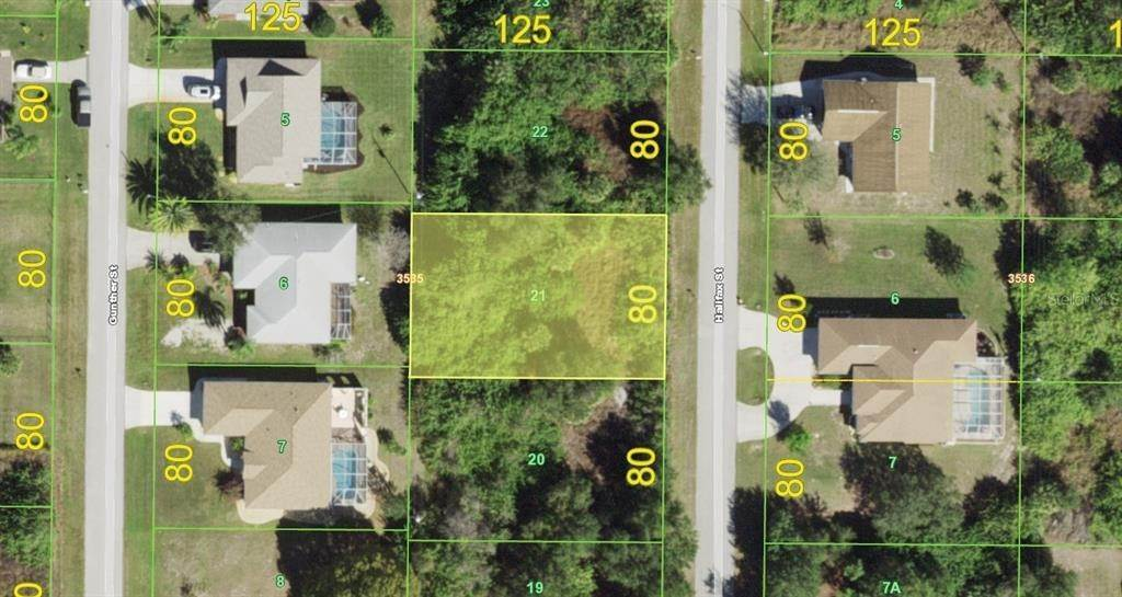 Land for Sale at 7015 HALIFAX STREET Englewood, Florida 34224 United States