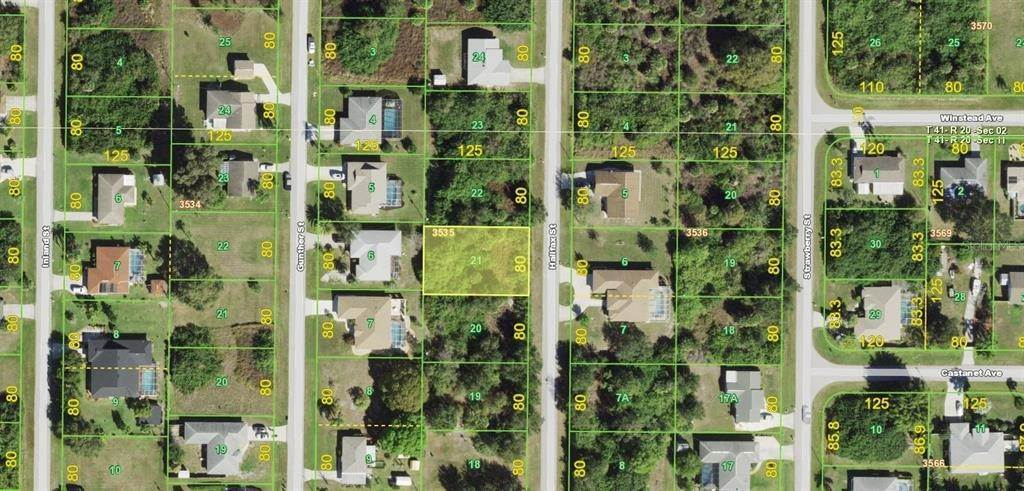 2. Land for Sale at 7015 HALIFAX STREET Englewood, Florida 34224 United States